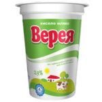 Кисело мляко Верея 2.9% 400гр